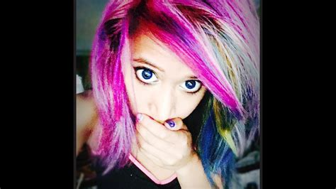 Dying My Hair With Splat Hair Dye