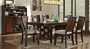 Bedford Heights Cherry 5 Pc Dining Room - Dining Room Sets