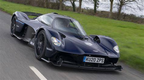 Aston Martin Valkyrie Tests Its Hybrid Powertrain on ...