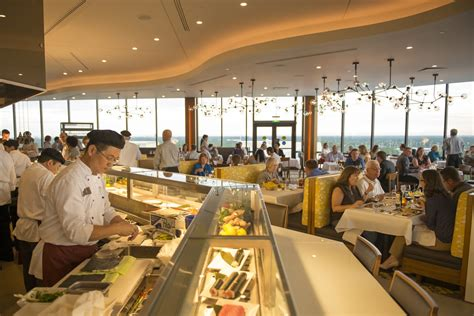 ca cuisine california grill reopens at walt disney contemporary resort