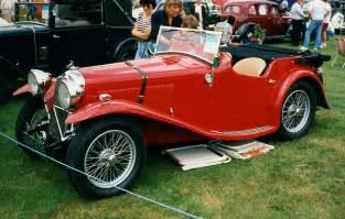 Singer Sports Car