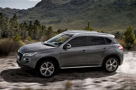 peugeot new car prices new peugeot 4008 crossover 2016 prices and equipment