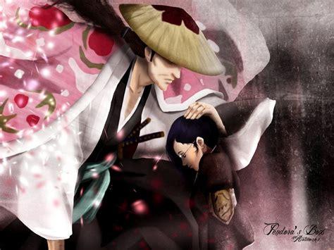Kyouraku Shunsui Fantasmas Assassinas Anime