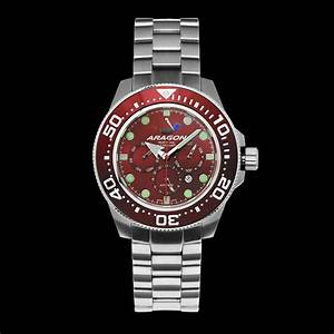 Aragon Divemaster 9100 Automatic      A051red