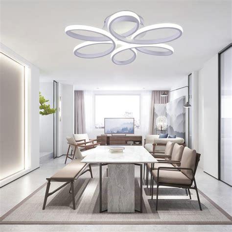 led flush mounting flower light led ceiling light living