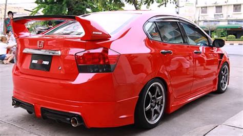 Car Modification Kent by Honda City Modified Cars