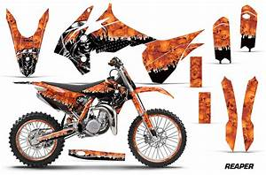 Moto Cross Ktm 85 : ktm sx 85 motocross graphic decal sticker kit ktm mx stickers for sx85 2013 2015 ~ New.letsfixerimages.club Revue des Voitures