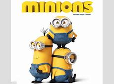 Minions beat One Direction in poll of the nation's