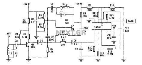 Receiver Circuit Circuits Next