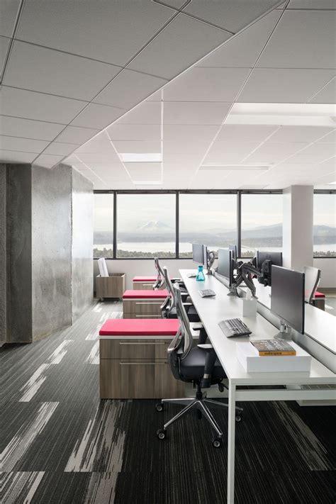 bureau open space 25 best ideas about open office design on
