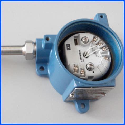 origin brand 644 temperature transmitter with head or rail