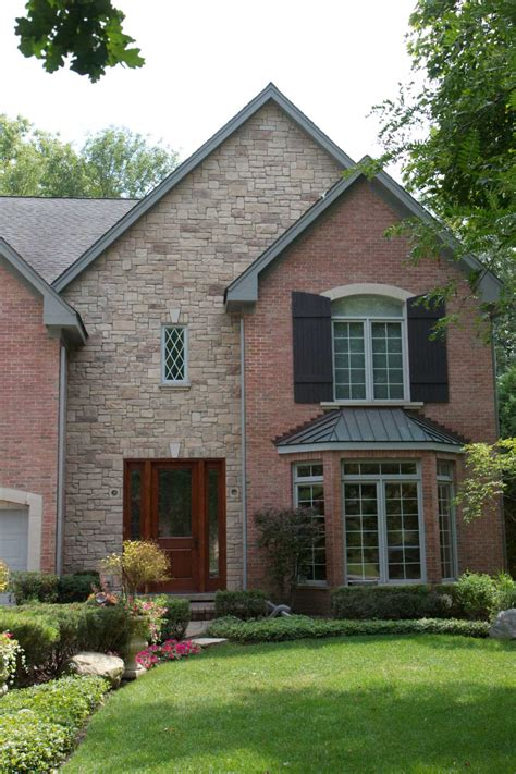 Exterior Stone Veneer Picture Gallery  North Star Stone