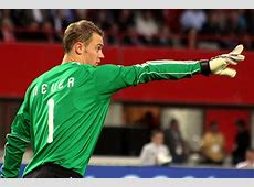 Germany's Manuel Neuer is Redefining The Goalkeeper