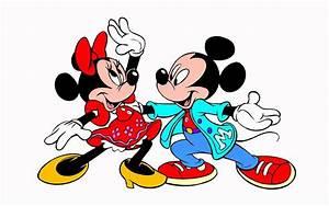 Micky Maus Und Minnie Maus : mickey minnie mouse dancing cartoons hd wallpapers for mobile phones and laptops ~ Orissabook.com Haus und Dekorationen