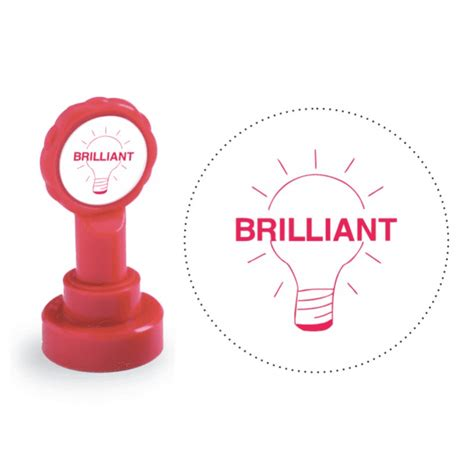 Xclamation Brilliant Stamp | Stock Stampers