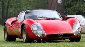 Alpha Romeo 33 : power cars alfa romeo 33 stradale ~ Maxctalentgroup.com Avis de Voitures