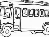 Bus Coloring Pages Drawing Line Tayo Magic Printable Clipartmag Getdrawings Getcolorings Colors Colorings sketch template