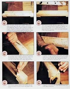 Acanthus Leaf Carving - Wood Carving Patterns • WoodArchivist