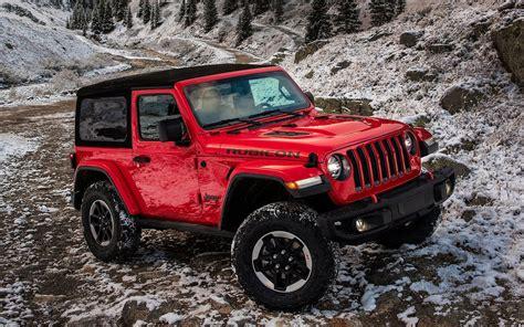 Comparison  Jeep Wrangler Jl 2018  Vs  Jeep Wrangler