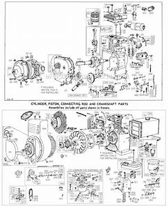 Briggs And Stratton 140300 Series Parts List And Diagram