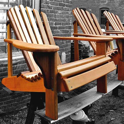 adirondack chair plans comfort  style   patio