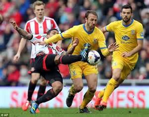 Sunderland 0-0 Crystal Palace - match report: Poyet left ...