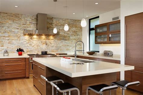 deco cuisine design déco pour les murs de la cuisine en 49 exemples