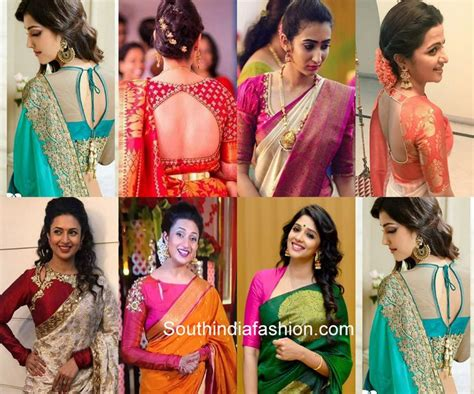 best 25 saree blouse designs ideas only on blouse designs indian blouse