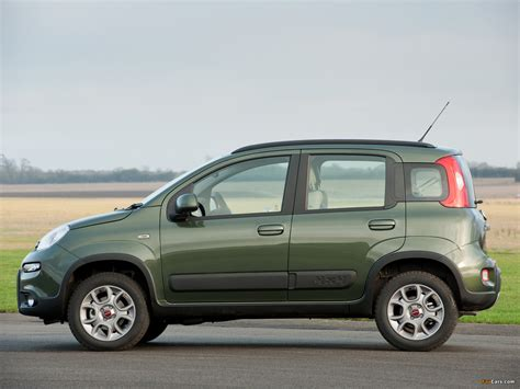 Fiat Panda Specs by Pictures Of Fiat Panda 4x4 Uk Spec 319 2013 1600x1200