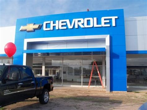 All American Chevrolet San Angelo by All American Chevrolet Of San Angelo San Angelo Tx