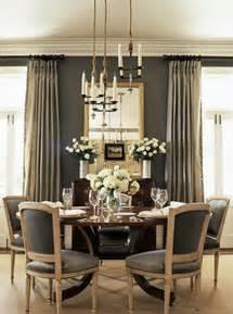 Gray Dining Room Ideas Gray Rooms Dining Room Bhg