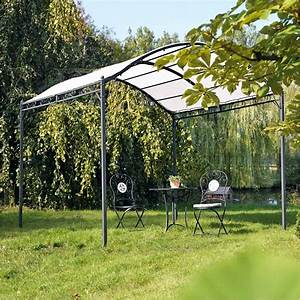 Pavillon Metall Stabil : metall gartenpavillon 3x3 m haus design ideen ~ Watch28wear.com Haus und Dekorationen