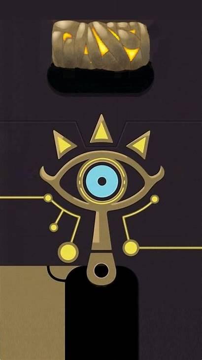 Slate Sheikah Botw Zelda Tattoo Symbol Wallpapers