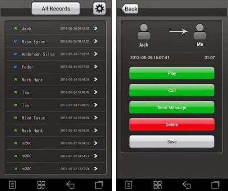 Auto Recording Mobile Phone by Top 5 Free Android Mobile Phone Auto Call Recorder Apps