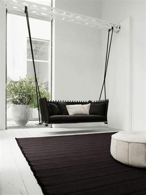 chairs that hang from the ceiling ikea un intérieur sympa avec une balançoire pour adulte