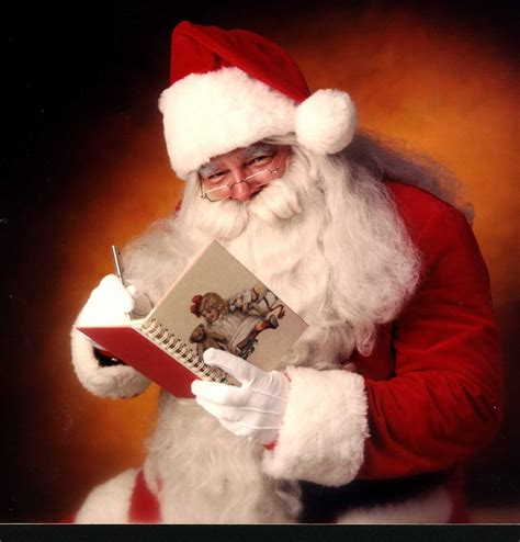 Santa Claus is coming to the Children's Library ...