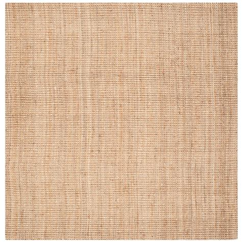 7 square area rug safavieh fiber 7 ft x 7 ft square area
