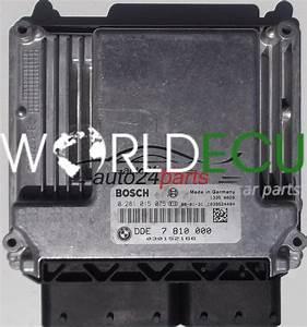 Ecu Engine Controller Bmw E90 E91 320 2 0 D Bosch