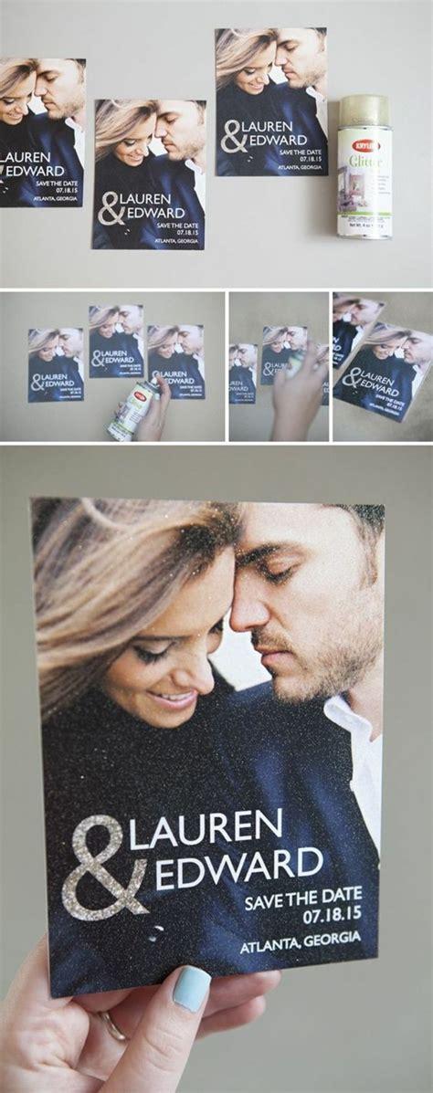 quand faire les photos de mariage diy faire part de mariage original pour moins de 20 euros