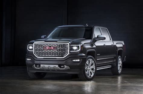2016 Gmc Sierra 1500 Changes And Updates