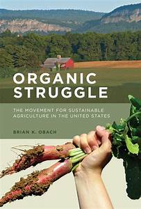 Sociology faculty member's new book examines the organic ...