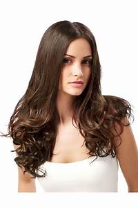 Medium Brown Clip In Hair Extensions 100  Indian Remy Hair