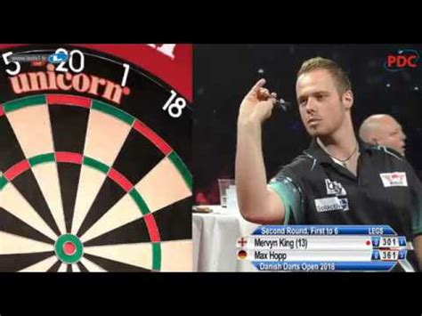darts king desawar 2018