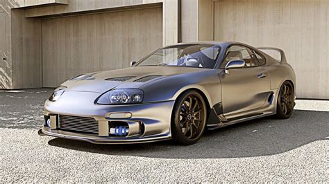 Hd Supra Wallpapers by Toyota Supra Wallpapers Wallpaper Cave