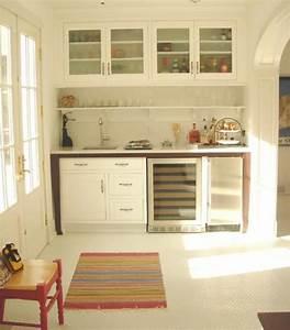 La Kitchenette Moderne Quipe Et Sur Optimise