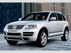 VW Touareg 42 TDi Altitude review 2011