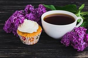 Kaffee Und Kuchen Bilder Kostenlos : kleine kuchen mit sahne kaffee und blumen stockbild bild von nahrung wohlriechend 71538097 ~ Cokemachineaccidents.com Haus und Dekorationen