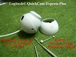 D U00e9montage Filtre Ir Logitech Quickcam Express