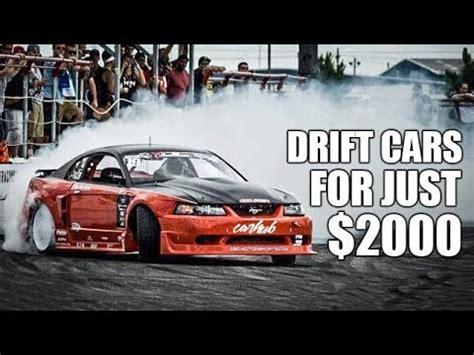 cheap drift cars    youtube