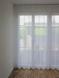 Blickdichte Vorhänge Verdunkelung : gardine store rom leinenoptik weiss ecru weiss ~ Indierocktalk.com Haus und Dekorationen